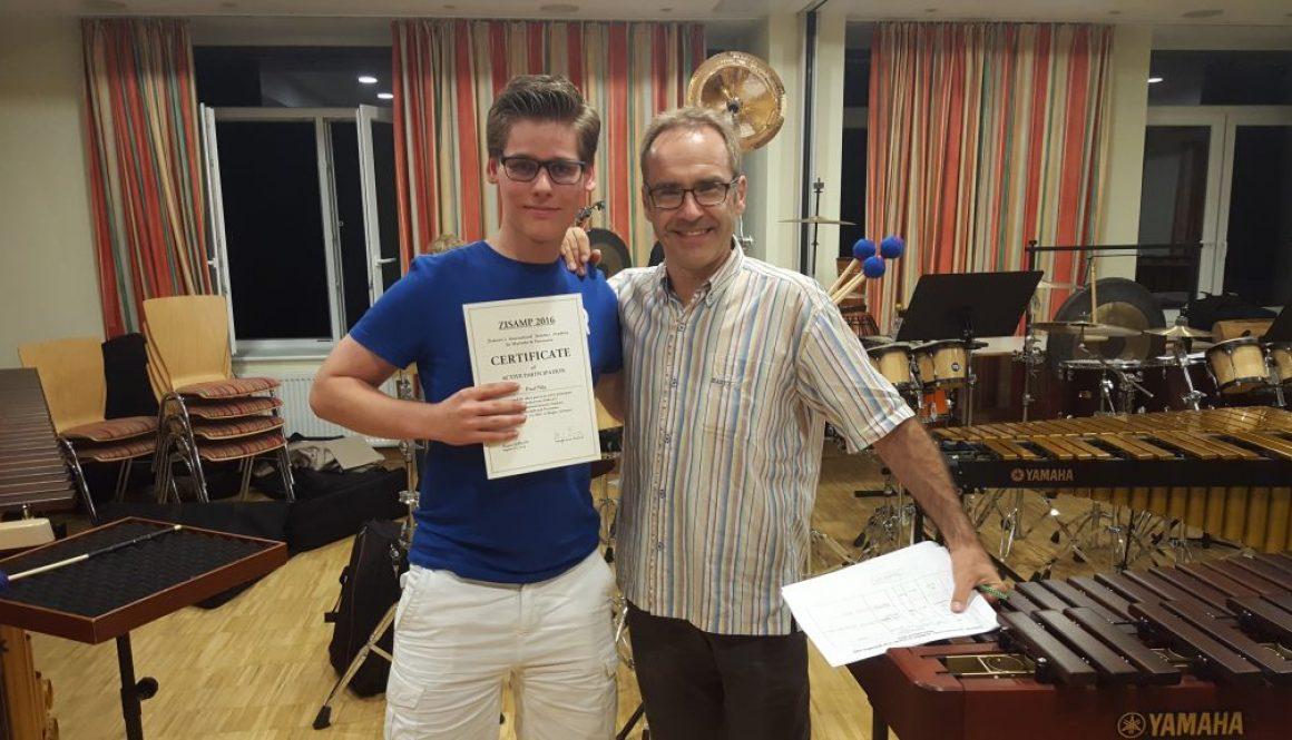 Paul and Zivkovic